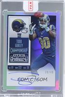Rookie Ticket RPS - Todd Gurley (Base) /49 [ENCASED]