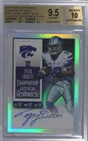 Rookie Ticket RPS - Tyler Lockett (College) /49 [BGS 9.5]