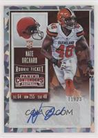 Rookie Ticket - Nate Orchard #/23