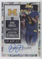 Rookie Ticket RPS - Devin Funchess (College) #/23