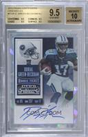 Rookie Ticket RPS - Dorial Green-Beckham (Base) [BGS 9.5 GEM MIN…
