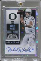 Rookie Ticket RPS - Marcus Mariota (Team Logo) /23