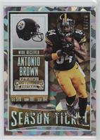 Antonio Brown #/23