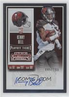 Rookie Ticket - Kenny Bell (Base) /199