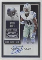 Rookie Ticket - Byron Jones /199