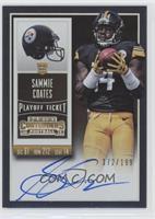 Rookie Ticket RPS - Sammie Coates (Base) #/199