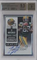 Rookie Ticket RPS - Ty Montgomery (Base) [BGS 9.5 GEM MINT] #/199