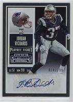 Rookie Ticket - Jordan Richards /199
