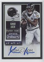 Rookie Ticket - Kamar Aiken /199