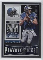 Matthew Stafford /199