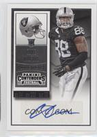 Rookie Ticket - Clive Walford (Base)