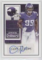 Rookie Ticket - Danielle Hunter (Base)