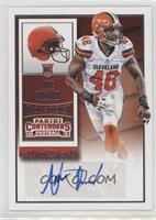 Rookie Ticket - Nate Orchard
