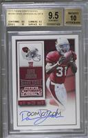 Rookie Ticket RPS - David Johnson (Base) [BGS 9.5 GEM MINT]