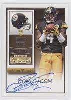 Rookie Ticket RPS - Sammie Coates (Base)
