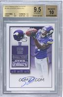 Rookie Ticket RPS - Stefon Diggs (Base) [BGS 9.5]