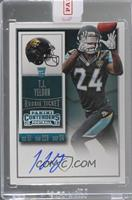 Rookie Ticket RPS - T.J. Yeldon (Base) [Uncirculated]