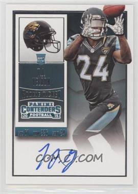 2015 Panini Contenders - [Base] #236.1 - Rookie Ticket RPS - T.J. Yeldon (Base)