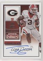 Rookie Ticket RPS - Todd Gurley (College)