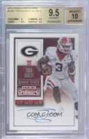 Rookie Ticket RPS - Todd Gurley (College) [BGS 9.5 GEM MINT]