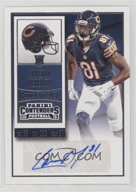 2015 Panini Contenders - [Base] #266 - Rookie Ticket - Cameron Meredith