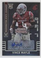 Vince Mayle (SEC 1) [Noted] #/99