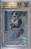 Jeremy Langford [BGS 9.5 GEM MINT] #/23