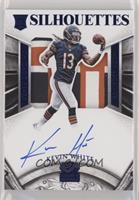 Rookie Silhouettes - Kevin White #/1