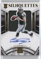 Rookie Silhouettes - Bryce Petty /49