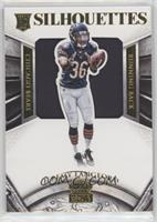 Rookie Silhouettes - Jeremy Langford #/49