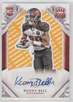 Rookie Signatures - Kenny Bell /15