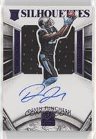Rookie Silhouettes - Devin Funchess #/25