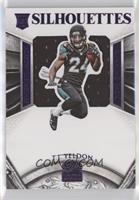 Rookie Silhouettes - T.J. Yeldon #/25