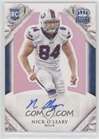 Rookie Signatures - Nick O'Leary /10