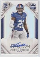 Rookie Signatures - Landon Collins /99