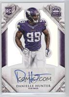 Rookie Signatures - Danielle Hunter /299