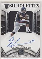 Rookie Silhouettes - Jeremy Langford /299