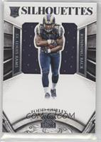 Rookie Silhouettes - Todd Gurley #/299