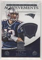 Tom Brady [Noted] #/199