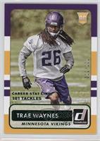 Trae Waynes /101