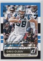 Greg Olsen #/630