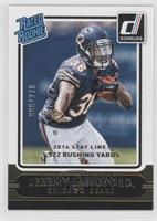 Rated Rookies - Jeremy Langford #/276