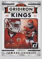 Gridiron Kings - Jamaal Charles /206