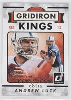 Gridiron Kings - Andrew Luck #/380