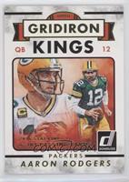 Gridiron Kings - Aaron Rodgers #/38