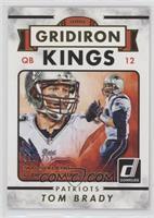 Gridiron Kings - Tom Brady #/256