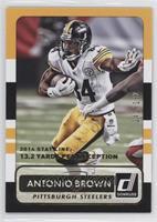 Antonio Brown #/132