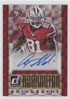 Anquan Boldin [Noted] #/150