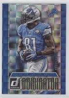 Calvin Johnson #/999