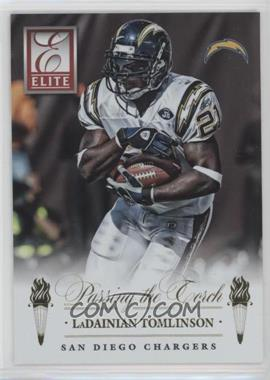 2015 Panini Donruss - Passing the Torch #7 - LaDainian Tomlinson, Melvin Gordon